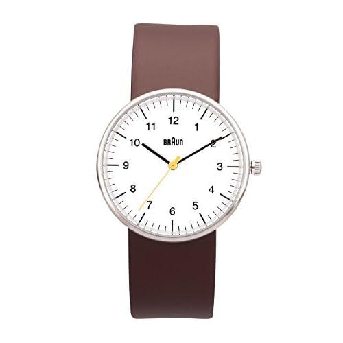 Braun orologio uomo Classic BN0021WHBRG/66552