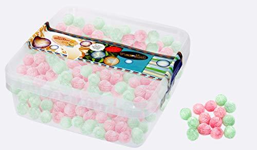 Deine Naschbox - Saure Bonbon Kugeln - 1kg Box