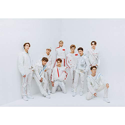 Póster Christ For Givek Kpop NCT 127, WE ARE SUPERHUMAN, NCT #127, regulado, Awaken, pegatina para colgar en la pared, A3 foto, regalo para fans de NCT, color H10