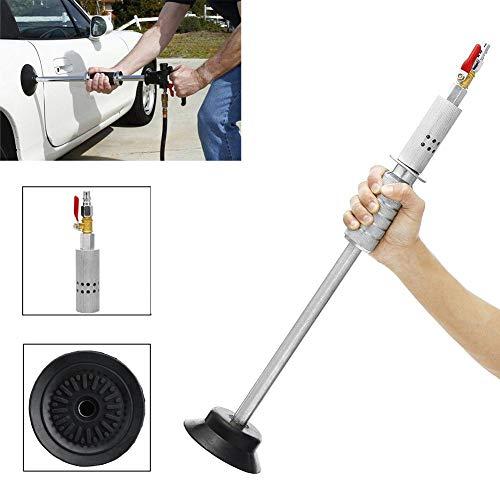 ZHUOTOP - Kit de herramientas de martillo para reparación de abolladuras neumáticas de aire
