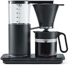 Wilfa CLASSIC TALL Kaffebryggare – med automatisk droppstoppfunktion, svart