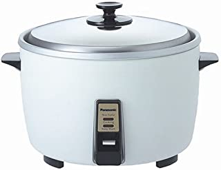 Panasonic SR-42HP 23-Cup (Uncooked) Rice Cooker/Steamer, White