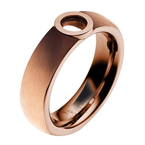Pavo Real Pequeno Ring Calviá Roségold, Ringgröße:56