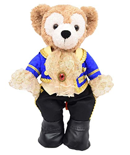 Duffy Sherry May Costume Beauty and the Beast Prince Adam 43cm (japan import)