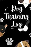 Dog Training Log Book: Keep Track of Training Sessions. For Dog Obedience Handlers, Agility Trainers, Puppy Owners: Journal to Record Your Dog Training Progress. Great For New Puppy Raisers.