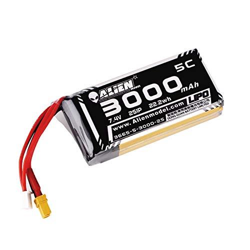 FancyWhoop - RC Batterien in As Shown, Größe As shown