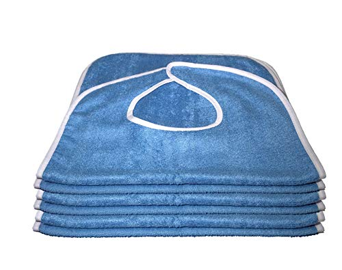 ProCare Terry Adult Bibs
