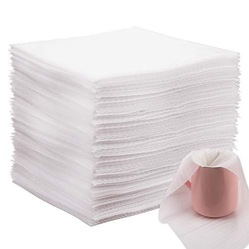 50 pièces Film papier bulles rouleau, Papier bulle, film bulle, emballage en mousse 30x25 cm, pour Cartons Déménagement Vaisselle, Plats, Assiettes, Verres Emballage