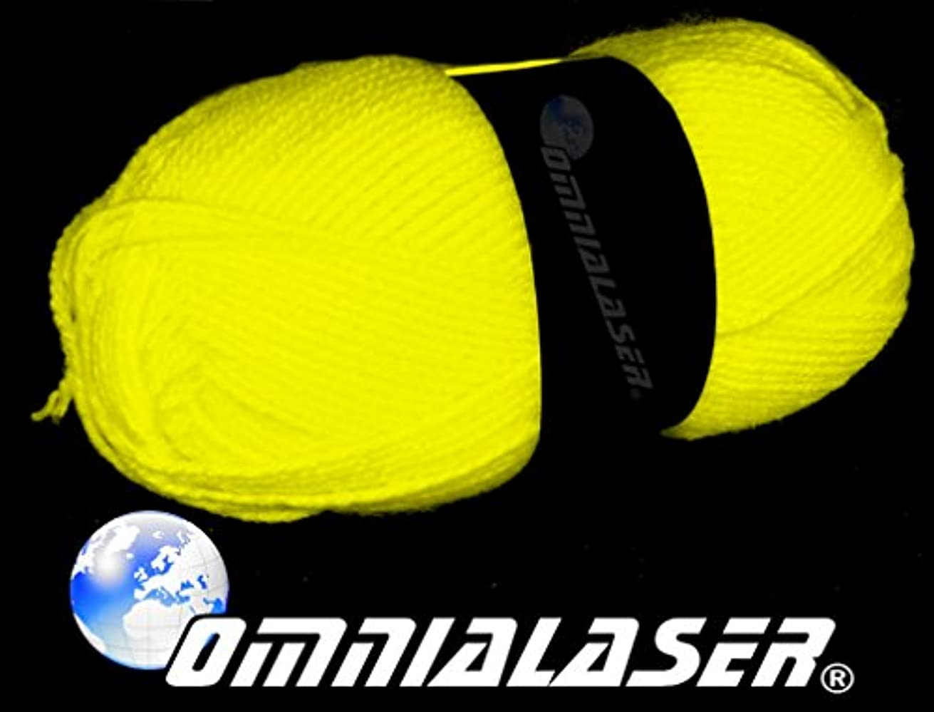OmniaLaser Light Reagent Wool, yellow