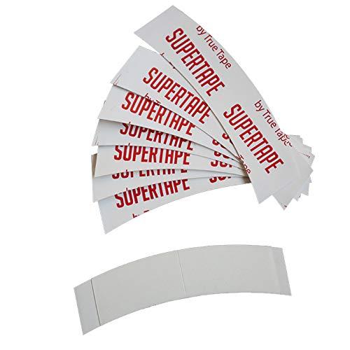 SUPERTAPE 36 pcs/lot C contour double face bande pour perruques et toupets bande de cheveux