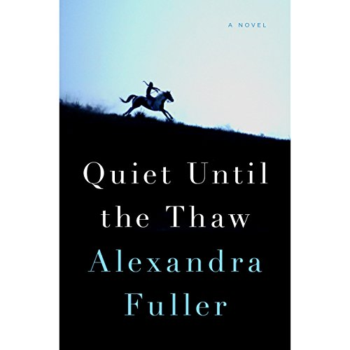 Quiet Until the Thaw audiobook cover art