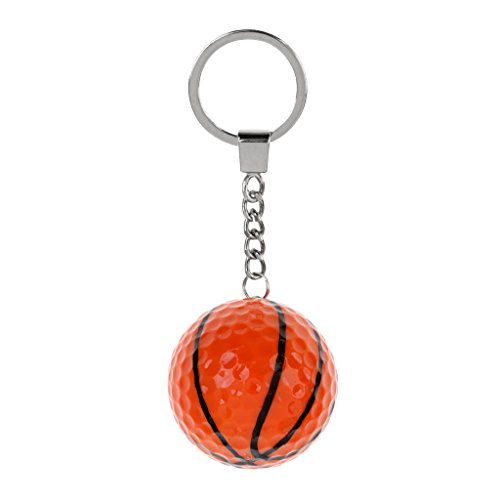 lahomia Llavero de Pelota Deportiva - Baloncesto