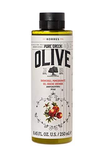 KORRES OLIVE & POMEGRANATE Duschgel, 250 ml