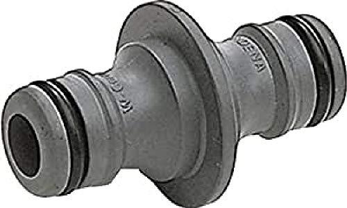 Gardena Kupplung: Verbindungsteil zur sicheren Verbindung zweier Schläuche, auch zum Übergang von 19 mm (3/4 Zoll)- auf 13 mm (1/2...