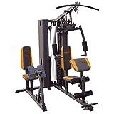 Estação de Musculação Torre Dupla com Leg Press Oneal BF006