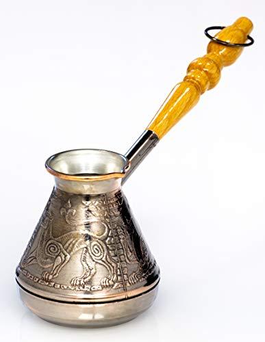 Kupfer-Kaffeekanne Cezve Ibrik Briki Turka