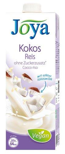 Joya Kokos-Reis-Drink - 10x 1 Liter