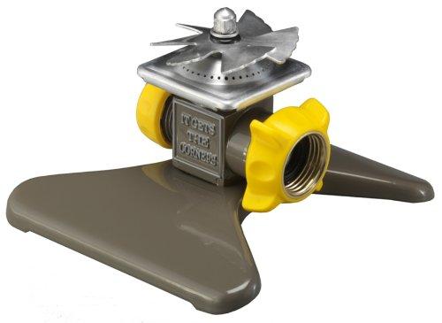 Nelson 852303-1001 Metal Vane Square Pattern Spray Whirling Sprinkler