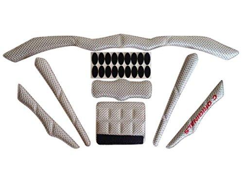 C Originals S380 Universal Ersatz Pads für Fahrradhelme im Set C ORIGINALS S380 Pads Set UNISIZE Einheitsgröße