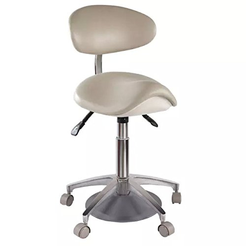 APHRODITE Medical free shipping Dentist Saddle Chair Controlled Baltimore Mall Do Foot Mobile