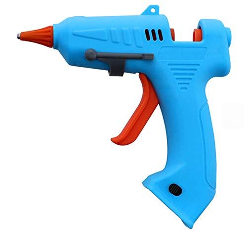OOFAT Pistola De Pegamento Caliente Mejorada, Pistola De Pegamento Sin Cable Alta...