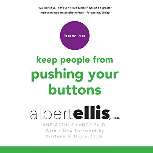How to Keep People from Pushing Your Buttons  By  cover art