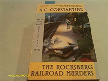 The Rocksburg Railroad Murders 0140102604 Book Cover