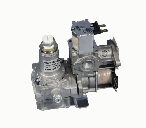 LG Electronics 5221EL2002A Dryer Gas Burner Valve