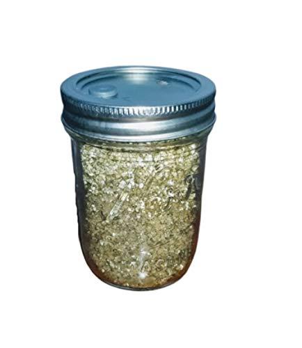Miami Mushroom BRF PF Tek Brown Rice Flour Mushroom Substrate - Half Pint Jar