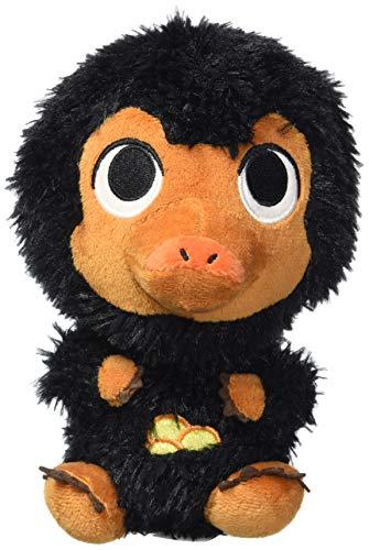 Funko 20080 Supercute Plushies: Fantastic Beasts 2: Baby Niffler (Marrón/Negro), Multi