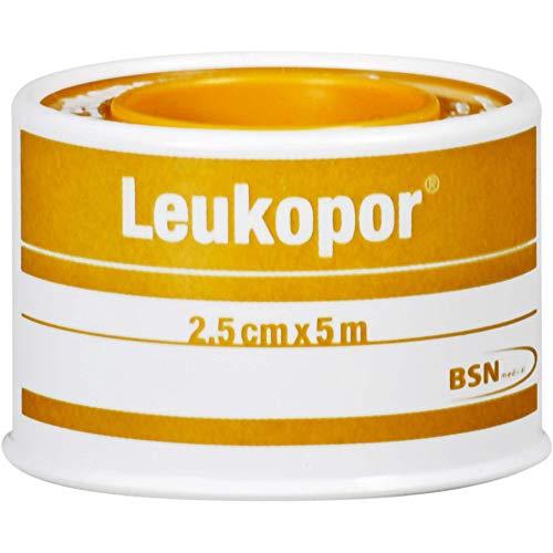 LEUKOPOR 2,5 cmx5 m 1 St