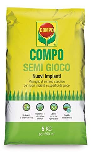 SEME PRATO GIOCO 5 Kg - Compo