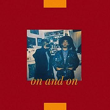 On and on (feat. Aaron Fairchild)