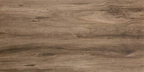 Terrassenplatte Wood Eiche im Format 45x90cm aus Feinsteinzeug 2cm stark Terrassenplatte in Holzoptik (1 Handmuster) (1 Handmuster)