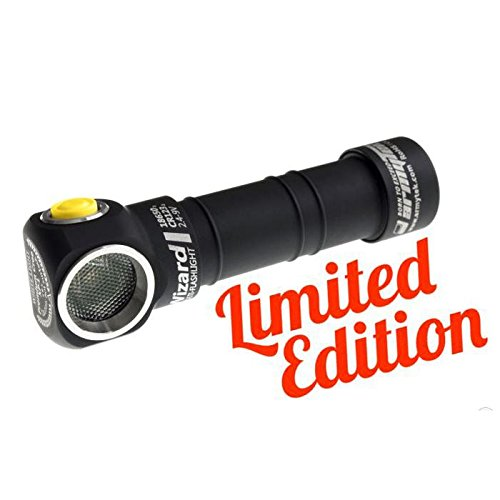 Armytek Wizard v2 XM-L2 (Warm CRI90) Silver Headlamp