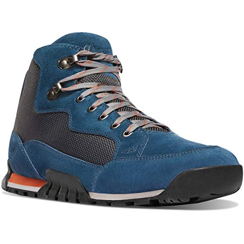 Danner mens Skyridge hiking boots, Legion Blue - Suede, 12 US
