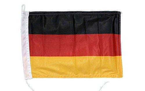 wellenshop Deutschland Fahne 200 x 300 mm