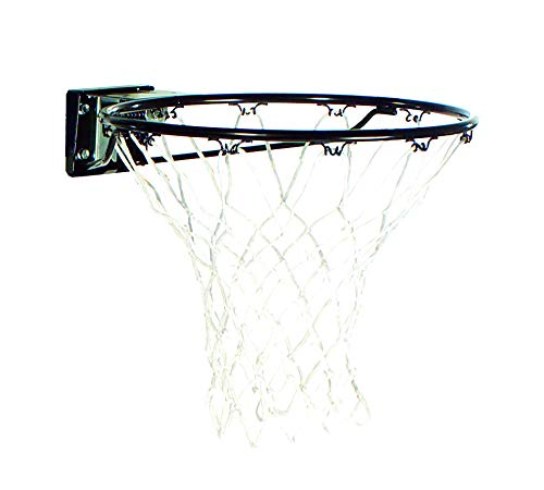 Spalding Slam Jam Basketball Rim-Black