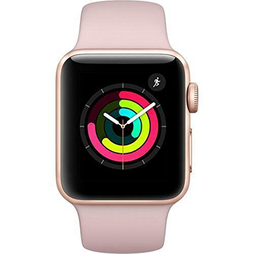 Apple Watch Series 3 38mm (GPS) - Caja De Aluminio En Oro / Pomelo Correa Deportiva (Reacondicionado)