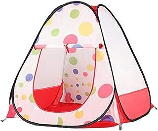 خيمة صغيرة للاطفال مع 100 كرة ملونة