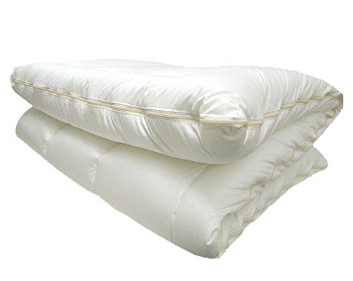 ウォシュロン完全分割着脱式洗える敷布団シングルサイズ