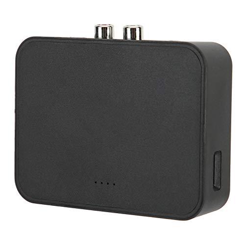 FOLOSAFENAR Receptor de Audio Bluetooth Adaptador de Audio Bluetooth montado en el vehículo Alta confiabilidad, para TV Kit de teléfono para automóvil