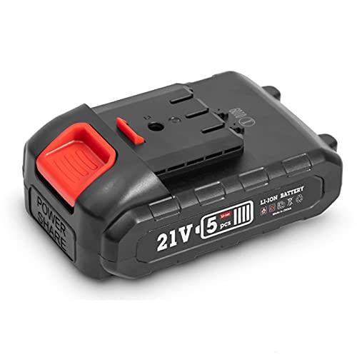 Pafieo Batería de Motosierra para Mini Motosierra de 4 pulgadas, 21 V 1500 mAh Batería de Motosierra 1 Paquete
