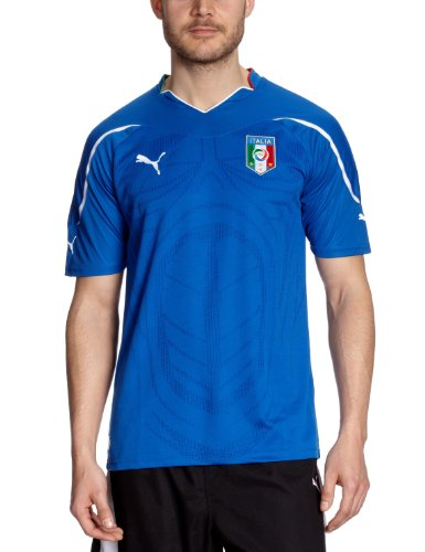 PUMA Herren Italien Heim-Trikot Replica, Team Power Blue, XL, 736646 01
