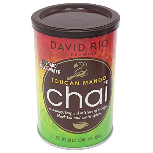 David Rio Toucan Mango Chai Tea Gewürzteemischung 2x398g