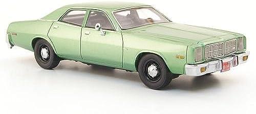 diseñador en linea Dodge Monaco, met.-verde met.-verde met.-verde , 1978, Modelo de Auto, modello completo, Neo 1 43  marca en liquidación de venta