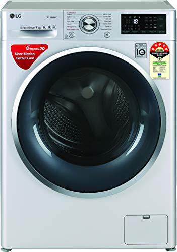 LG Washing Machine 7kg Fully Automatic Inverter Wi-Fi Front Loading