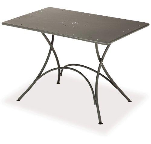 Emu Group Spa 309032200 Klapptisch Pigalle 903, Pulverbeschichteter Stahl, Eisen Antik 433971