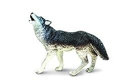 Safari Ltd. Wild Safari North American Wildlife Gray Wolf