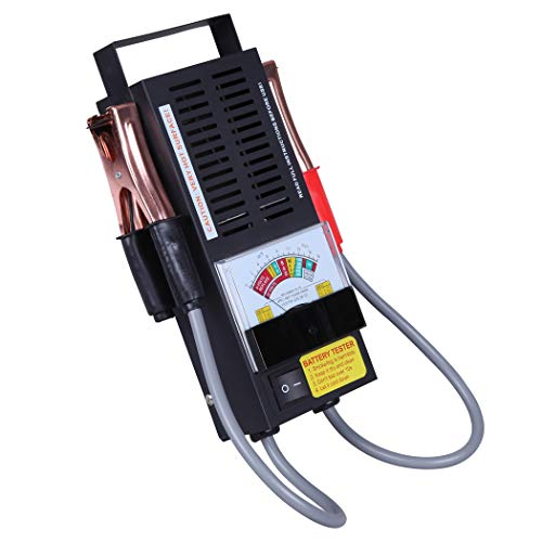 CARTMAN Loading Battery Tester 6V/12V